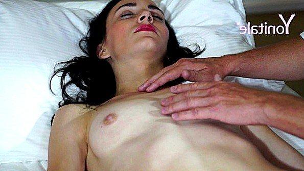 Оргазмический массаж удался на славу